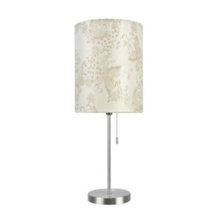 Shop For Antwan Contemporary Candlestick 19.5 Table Lamp By Harriet Bee