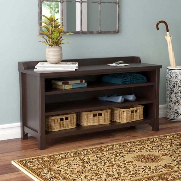 Tanguay Storage Bench By Charlton Home