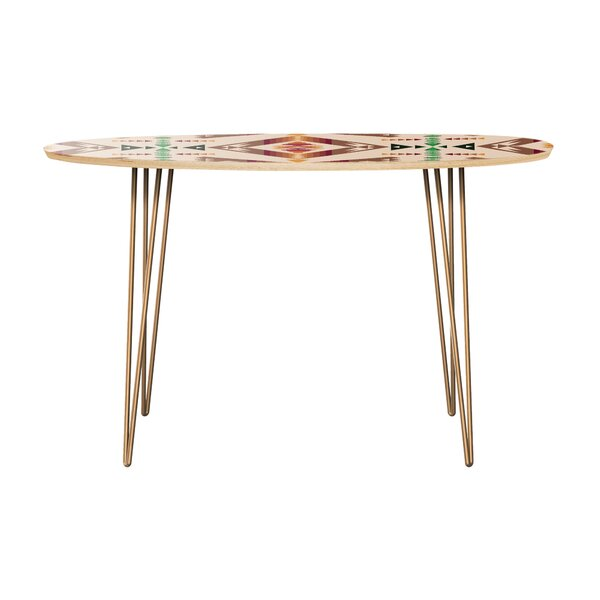 Rehberg Dining Table by World Menagerie