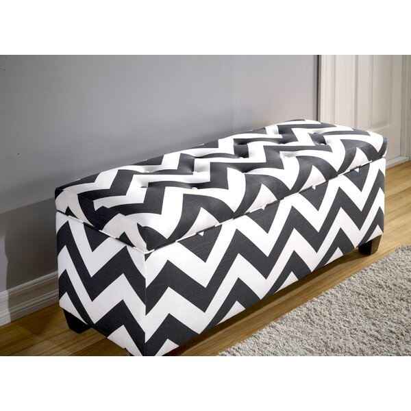 Gerstner Upholstered Storage Bench by Ivy Bronx