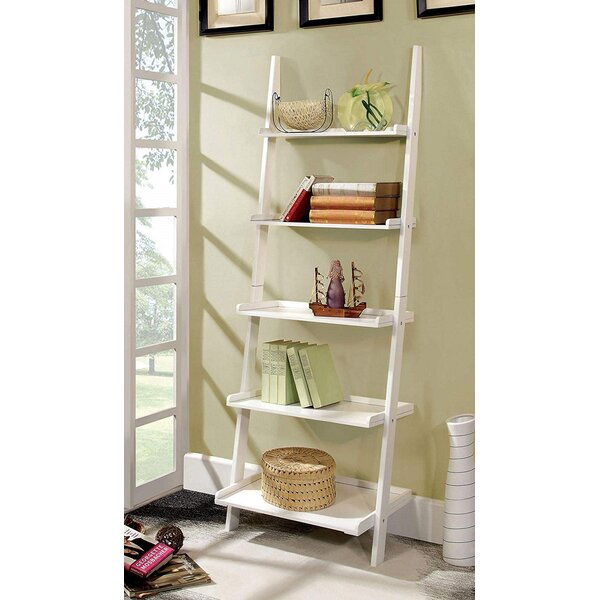 Noan Sion Ladder Bookcase By Wrought Studio