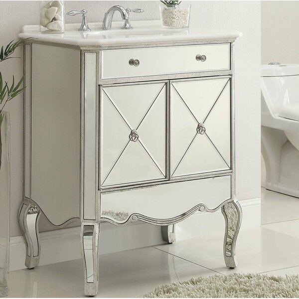 Zadie 30 Single Bathroom Vanity Set by House of Hampton
