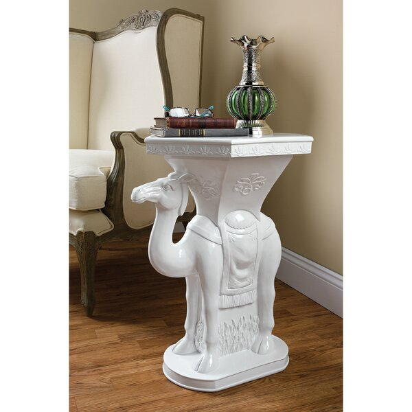 Bedouin Camel End Table By Design Toscano