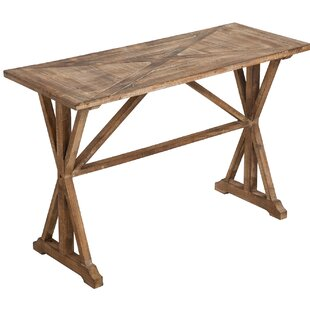Shop For Mathison Wooden Console Table By Union Rustic