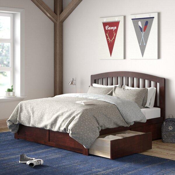 Amina King Storage Platform Bed by Grovelane Teen