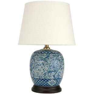 Best Choices Summers 20 Table Lamp By World Menagerie