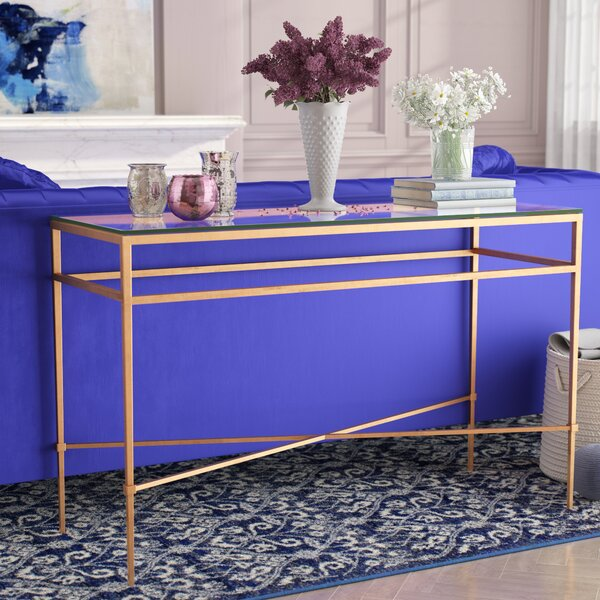 Beachmont Console Table by Willa Arlo Interiors
