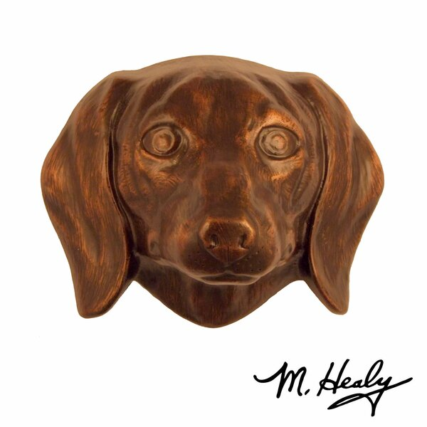 Dachshund Door Knocker by Michael Healy Designs