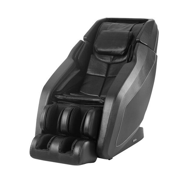 Olympia Reclining Adjustable Width Heated Full Body Massage Chair By Latitude Run