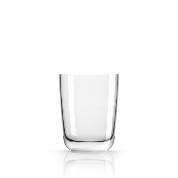 French Water/Juice 14 oz. Plastic Every Day Glass (Set of 2) by Zipcode Design