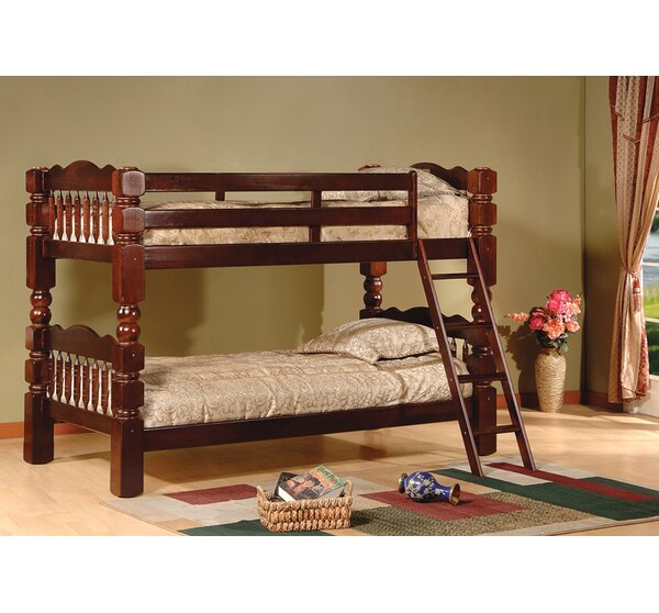 Twin over Twin Bunk Bed by InRoom Designs