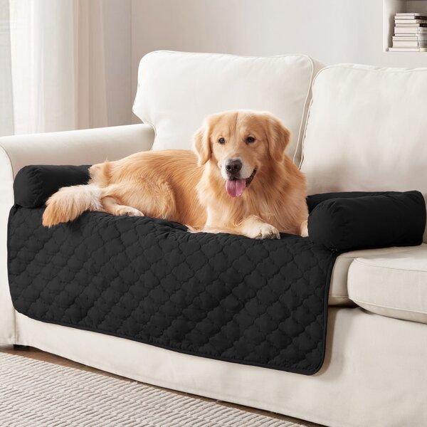 Weymouth Box Cushion Sofa Slipcover By Charlton Home