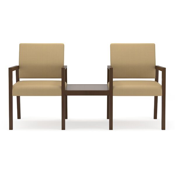 Brooklyn 2 Seater with Connecting Center Table by