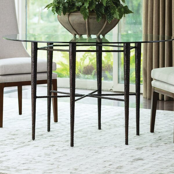 Hammered Extendable Dining Table By Global Views