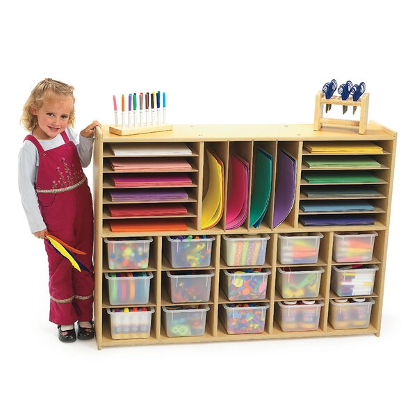 Value Line 31 Compartment Cubby by Angeles