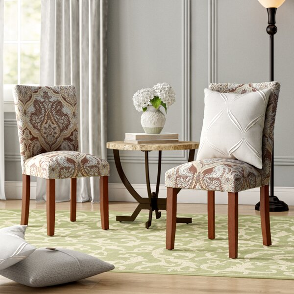 Bower Parsons Chair (Set of 2) by Charlton Home
