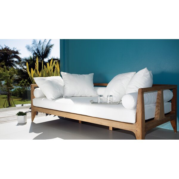 Limited Teak Patio Daybed by OASIQ OASIQ