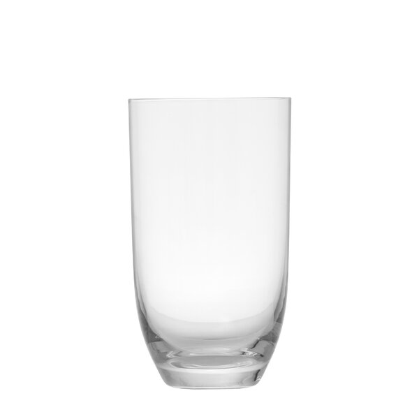Audrey 18 oz. Crystal Every Day Glass (Set of 6) by Schott Zwiesel