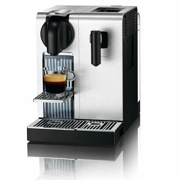 Delonghi Nespresso Lattissima Pro Capsule Coffee & Espresso Maker by Nespresso