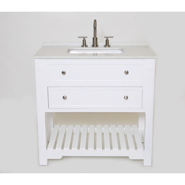 Debbie 36 Single Bathroom Vanity by B&I Direct Imports