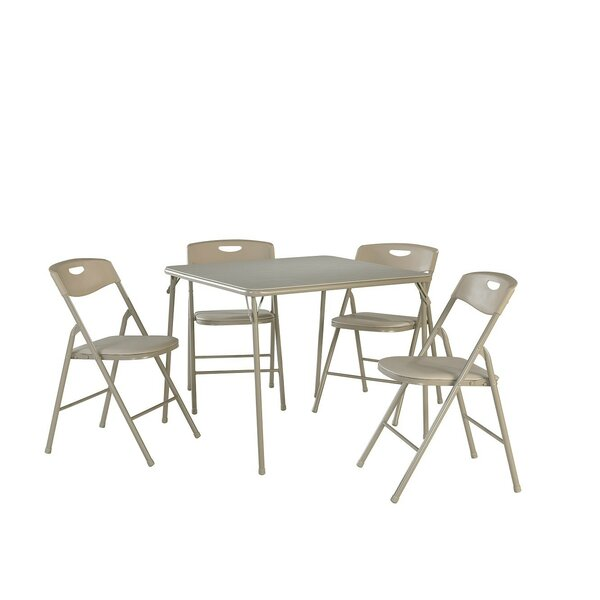 Hollinger 5 Piece Dining Set by Ebern Designs Ebern Designs