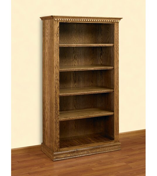 Britania Standard Bookcase by A&E Wood Designs