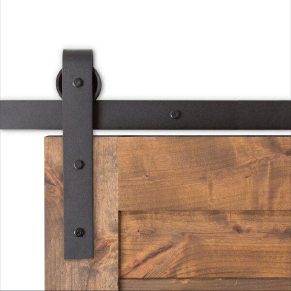 Classic Sliding Barn Door Hardware by Artisan Hardware