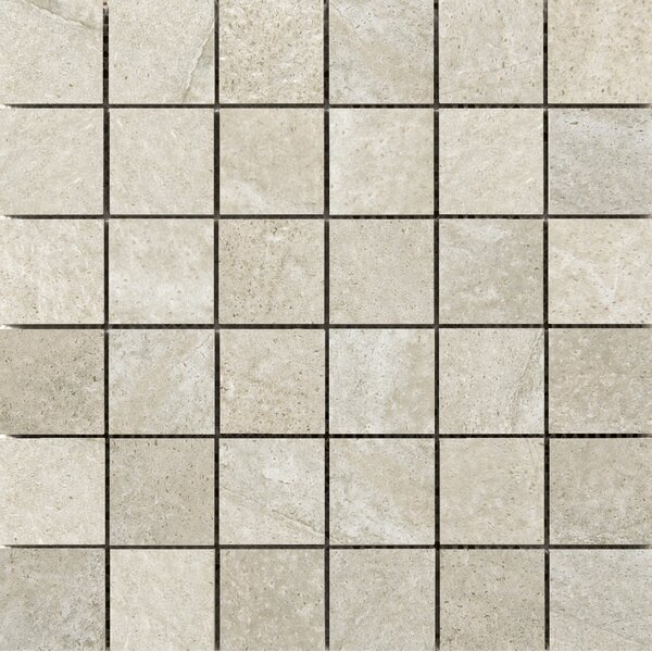 Trovata 2 x 2 Porcelain Mosaic Tile in Journal by Emser Tile