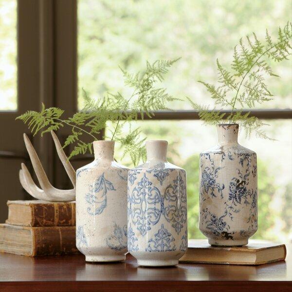 Bluestone Terracotta Vases by Birch Lane™