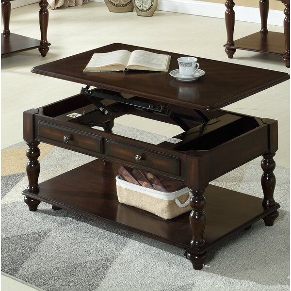 Champ Lift Top Coffee Table by Darby Home Co