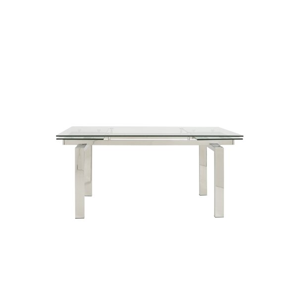 Horton Extendable Dining Table by Wade Logan