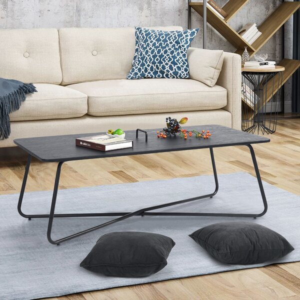 Jaziel Coffee Table With Tray Top By Brayden Studio