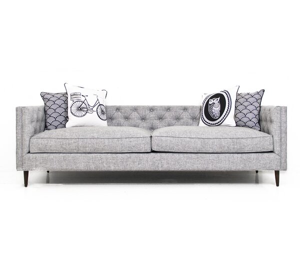 Dashing Collection Zuma Pumice Sofa by ModShop by ModShop