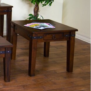 Hearns End Table by Loon Peak