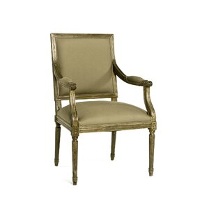 Louis Upholstered Dining Chair Zentique Inc.