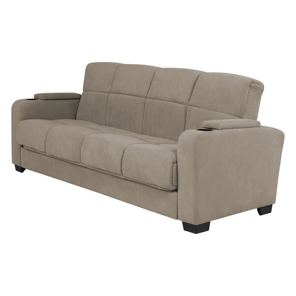 Wilhelm Storage Reclining Sleeper by Winston Porter