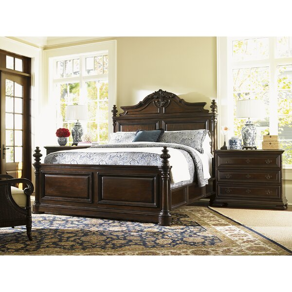 Island Traditions Standard Bed by Tommy Bahama Home