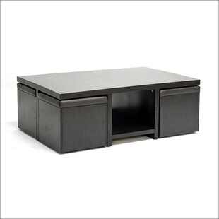 Calla 5 Piece Coffee Table Set Latitude Run