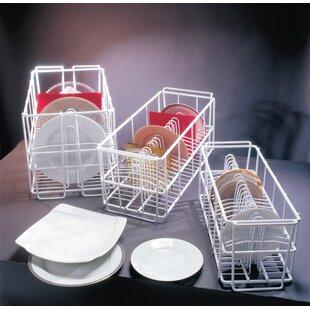 Dinner Plate Rack & Vertical Plate Rack | Wayfair