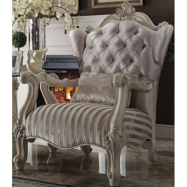 Jazmin Wingback Chair by Astoria Grand Astoria Grand
