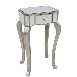 Elegant Porter Corner Telephone Table