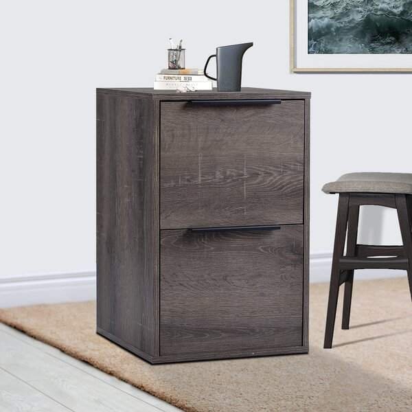 Naida 2-Drawer Vertical Filing Cabinet
