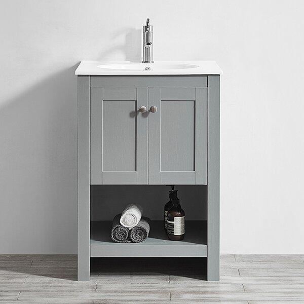 Bunch 24 Single Bathroom Vanity Set by Ebern Designs