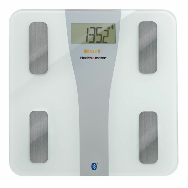 Health O Meter Lose It! Bluetooth Bath Scale by Jarden Home Environment