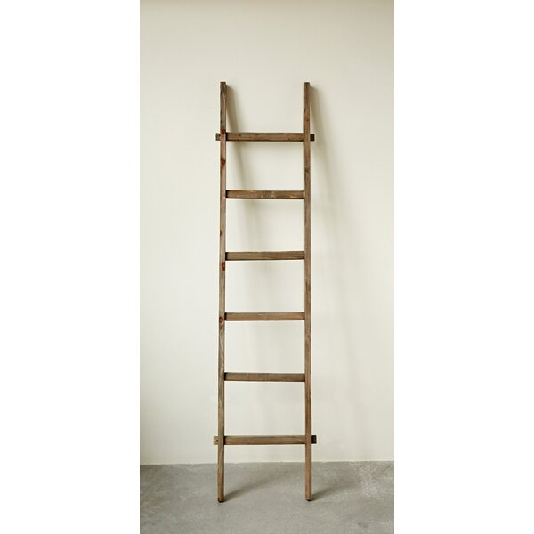 6.5 ft Decorative Ladder by Foundry Select