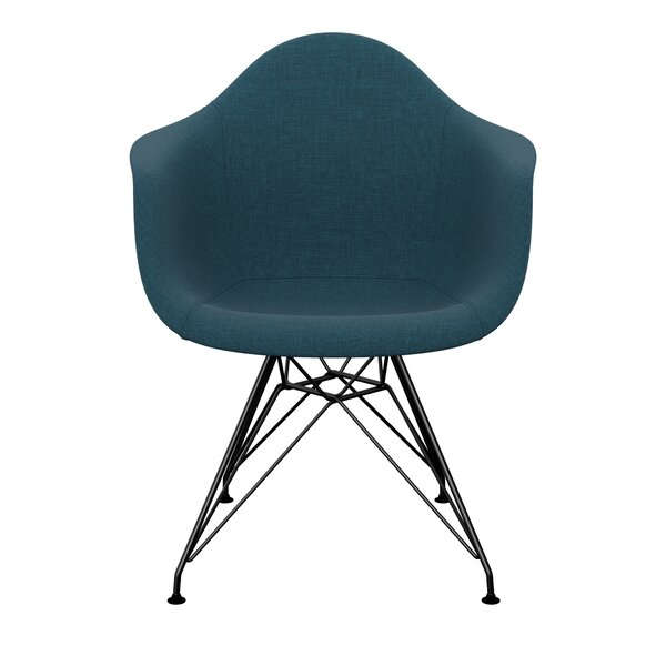 Baskett Upholstered Armchair By George Oliver