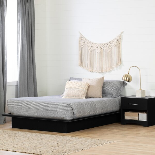 Step One Storage Platform Bed by South Shore