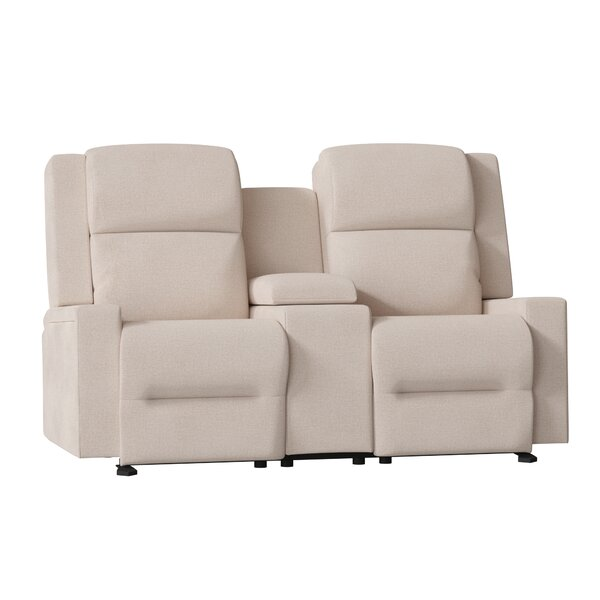 Edgeworth Reclining 73 Inches Square Arms Loveseat By Red Barrel Studio
