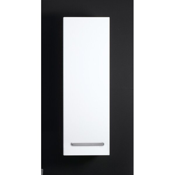 New Day 11.8 W x 35.5 H Wall mounted Cabinet by Iotti by Nameeks