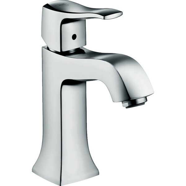 Metris C Single Hole Standard Bathroom Faucet